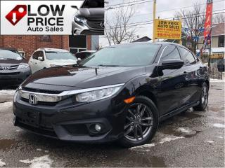 Used 2016 Honda Civic EX-T*AllPowerOpti*Sunroof*Alloys*Turbo&More! for sale in Toronto, ON