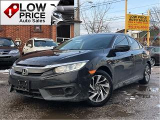 Used 2018 Honda Civic SE*Alloys*PushStart*HtdSeats*Camera*More! for sale in Toronto, ON