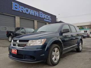 Used 2014 Dodge Journey Canada Value Pkg for sale in Surrey, BC