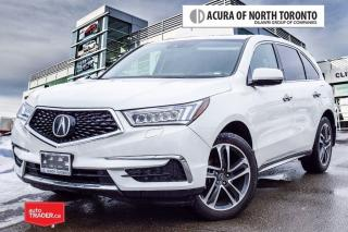 Used 2017 Acura MDX Navi 7 Year Warranty, No Accident| Remote Start| B for sale in Thornhill, ON