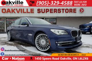 Used 2013 BMW Alpina B7 xDRIVE | LWB | LOADED | 540HP | 0-100 3.8s | RARE for sale in Oakville, ON