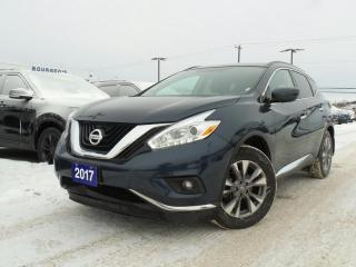 Used 2017 Nissan Murano SV 3.5L V6 AWD HEATED SEATS NAVIGATION for sale in Midland, ON