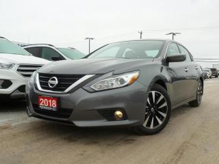 Used 2018 Nissan Altima 2.5 SV HEATED STEERING WHEEL for sale in Midland, ON