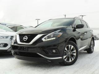 Used 2018 Nissan Murano SV 3.5L V6 AWD HEATED SEATS NAVIGATION for sale in Midland, ON