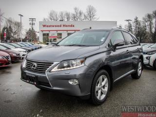 Used 2013 Lexus RX 350 Base for sale in Port Moody, BC