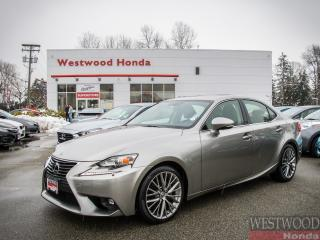 Used 2015 Lexus IS 250 Base for sale in Port Moody, BC
