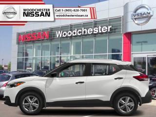 New 2019 Nissan Kicks SV FWD  -  Fog Lights - $148.53 B/W for sale in Mississauga, ON