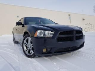 Used 2013 Dodge Charger 4dr Sdn RT AWD for sale in Edmonton, AB