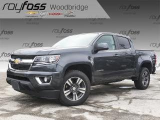 Used 2016 Chevrolet Colorado LT BACKUP CAM, 4X4, ALLOYS for sale in Woodbridge, ON
