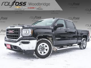 Used 2016 GMC Sierra 1500 4X4, 6,5 BED, BACKUP CAM for sale in Woodbridge, ON