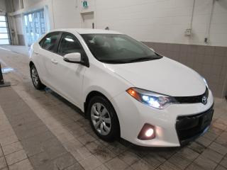 Used 2016 Toyota Corolla S for sale in Toronto, ON