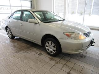 Used 2004 Toyota Camry SE for sale in Toronto, ON