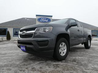 Used 2016 Chevrolet Colorado -2WD- LOW KM- FREE DELIVERY TO YOUR DOOR for sale in Essex, ON