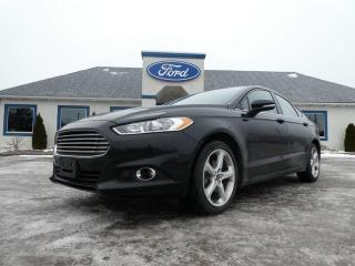 Used 2016 Ford Fusion SE- BACKUP CAM- SYNC- DELIVERY TO YOUR DOOR for sale in Essex, ON
