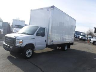 Used 2018 Ford E450 16 Foot High Cube Van with Power Tailgate for sale in Burnaby, BC