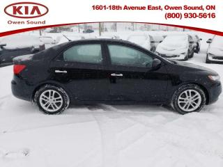 Used 2012 Kia Forte EX AT  -  Power Seats - Low Mileage for sale in Owen Sound, ON
