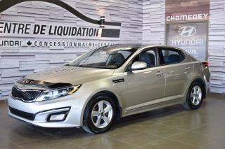 Used 2014 Kia Optima Lx+t.ouvrant for sale in Laval, QC