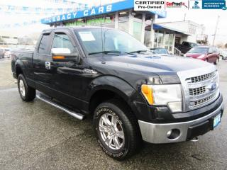 Used 2013 Ford F-150 4WD SUPERCAB 145