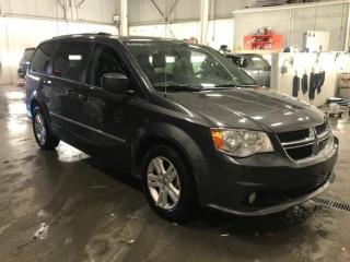 Used 2017 Dodge Grand Caravan Crew Stow&go A/c for sale in St-Constant, QC