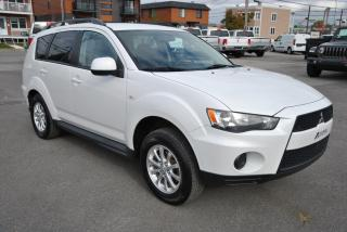 Used 2013 Mitsubishi Outlander Es Awd Mags for sale in St-Constant, QC