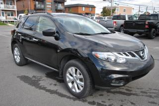 Used 2014 Nissan Murano SV for sale in St-Constant, QC