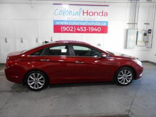 Used 2013 Hyundai Sonata LIMITED for sale in Halifax, NS