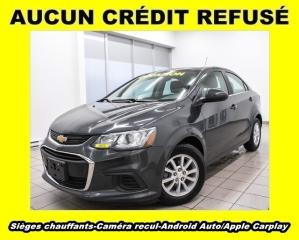 Used 2018 Chevrolet Sonic Lt Sieges Ch for sale in St-Jérôme, QC