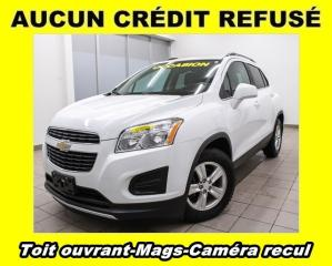 Used 2014 Chevrolet Trax for sale in St-Jérôme, QC