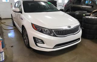 Used 2014 Kia Optima Hybrid Hybride A/c for sale in St-Constant, QC