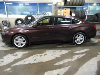 Used 2015 Chevrolet Impala LT for sale in Amos, QC