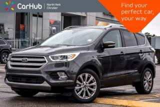Used 2018 Ford Escape Titanium for sale in Thornhill, ON