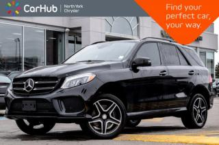 Used 2017 Mercedes-Benz GLE GLE 400|AMGStyle,Night,SmartphonePkgs|Nav for sale in Thornhill, ON