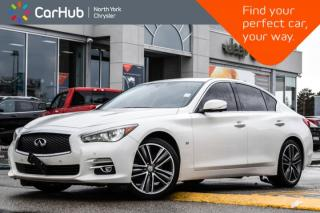 Used 2015 Infiniti Q50 |AWD|Sunroof|Nav|Keyless_Go|Heat.Frnt.Seats|Bluetooth|19