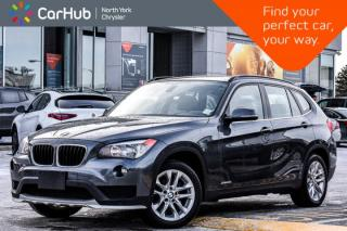Used 2015 BMW X1 xDrive28i |AWD|PanoSunroof|KeylessGo|Heat.Frnt.Seats for sale in Thornhill, ON