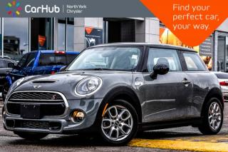Used 2017 MINI Cooper Hardtop S|Pano_Sunroof|Heat.Frnt.Seats|Keyless_Go|Bluetooth|16