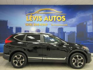 Used 2017 Honda CR-V Touring Awd Cuir for sale in Lévis, QC