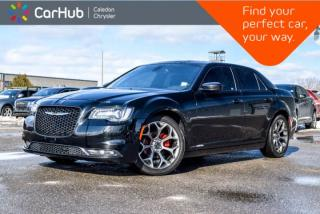 Used 2016 Chrysler 300 300S|Backup Cam|Bluetooth|R-Start|Leather|Heated Front Seats|20