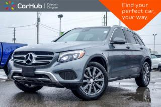 Used 2016 Mercedes-Benz GL-Class GLC 300|4Matic|Navi|Pano Sunroof|Blind Spot|Backup Cam|Bluetooth|Heated Front Seats!19