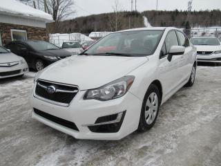 Used 2015 Subaru Impreza BERLINE CVT 2.0I for sale in Québec, QC