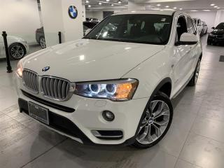 Used 2016 BMW X3 xDrive28i for sale in Newmarket, ON
