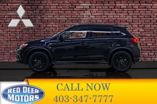 Used 2017 Mitsubishi RVR AWD Black Edition BCam for sale in Red Deer, AB