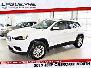 Used 2019 Jeep Cherokee North V6 4x4 for sale in Victoriaville, QC