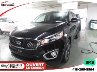 Used 2016 Kia Sorento Ex Turbo Awd Cuir for sale in Québec, QC