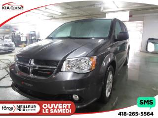 Used 2016 Dodge Grand Caravan Crew Stow&go Cuir for sale in Québec, QC