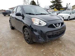 Used 2015 Nissan Micra SV for sale in Kemptville, ON