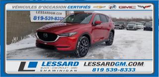 Used 2017 Mazda CX-5 Gt,navigation for sale in Shawinigan, QC
