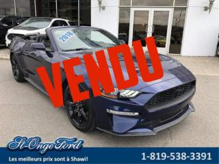 Used 2018 Ford Mustang EcoBoost décapotable for sale in Shawinigan, QC