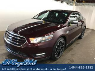Used 2018 Ford Taurus Limited TI for sale in Shawinigan, QC
