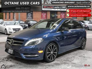 Used 2013 Mercedes-Benz B-Class Sports Tourer MINT CONDITION! LOW KM! for sale in Scarborough, ON