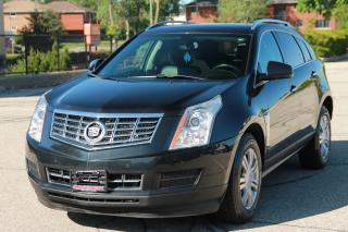 Used 2014 Cadillac SRX Luxury Back-Up Camera | Pano Sunroof  | CERTIFIED for sale in Waterloo, ON